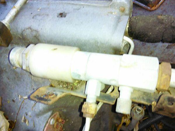 72 1972 Buick Skylark POA valve