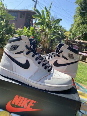 Jordan 1 nyc to Paris for Sale in Fresno, CA