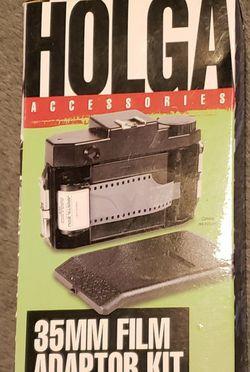 Holga 35mm Film Adaptor Kit for 120 Cameras for Sale in North Brunswick Township,  NJ