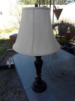 Large Black Lamp for Sale in Maricopa, AZ