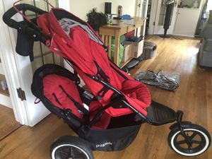 Phil & Ted stroller with accessories for Sale in Seattle, WA