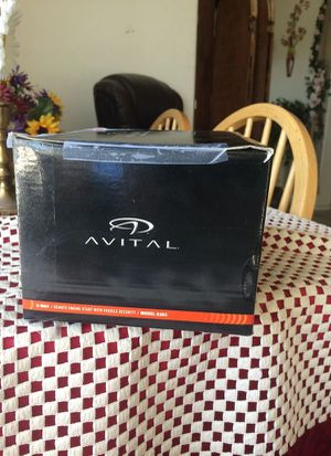 Avital 2-Way Remote Engine Start With Vehicle Security Alarm Excellent Condition Fully Functional Professional Installation Available $300 Installed for Sale in Glendale, AZ