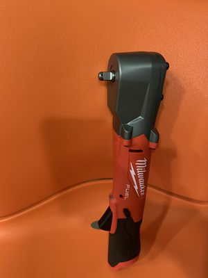 Milwaukee m12 right angle impact wrench. (Tool only ). $160 firm on price for Sale in Bellevue, WA
