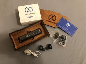 MXERS Wireless Earbuds | GIFT SET | $89 MSRP for Sale in Minneapolis, MN