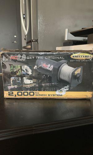 Smittybilt 2,000lb winch for Sale in Whittier, CA