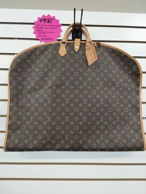 Louis Vuitton Garment Cover Bag for Sale in Woodstock, GA