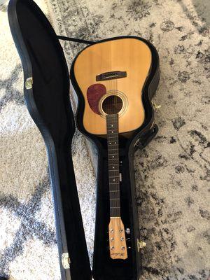 Hohner professional acoustic guitar model hw640 for Sale in Washington, DC