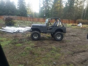74 cj5 jeep for Sale in Snohomish, WA