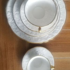 Antique China- Royal Stafford Old English Oak for Sale in Camas, WA