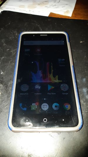 Zte blade max unlocked for Sale in East Hartford, CT