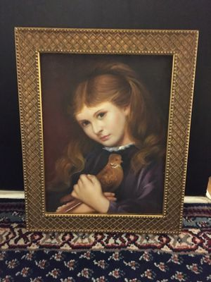 Beautiful portrait on canvas for Sale in St. Pete Beach, FL