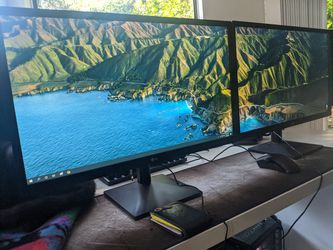"""LG 24"""" Monitors Open Box New for Sale in Beaverton,  OR"""