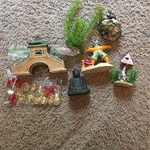 Fish Tank Decorations for Sale in Vancouver, WA