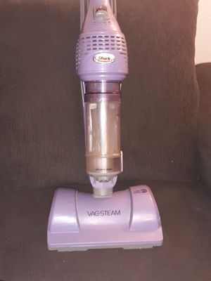 Shark vac then steam to one vacuum bagless vacuum and mop for Sale in Austin, TX