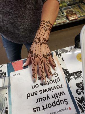 Henna tattoo for Sale in Lake Alfred, FL