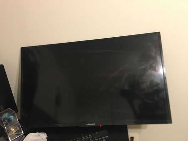 Element tv 41 inch has no stand