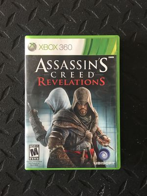 Xbox 360 Game - Assassin's Creed Revelations for Sale in Seattle, WA