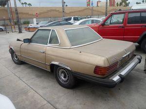 380 SL Mercedes Benz {FOR PARTS} for Sale in La Puente, CA