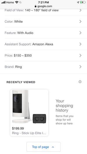 Wyze indoor outdoor security camera for Sale in Toledo, OH
