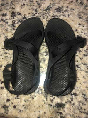 Size 6 Black Chacos for Sale in Zephyrhills, FL