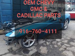 OEM CHEVY GMC & CADILLAC PARTS for Sale in Sacramento, CA