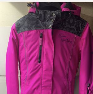 Divas snow gear snowmobile jacket for Sale in Woodbury, NJ