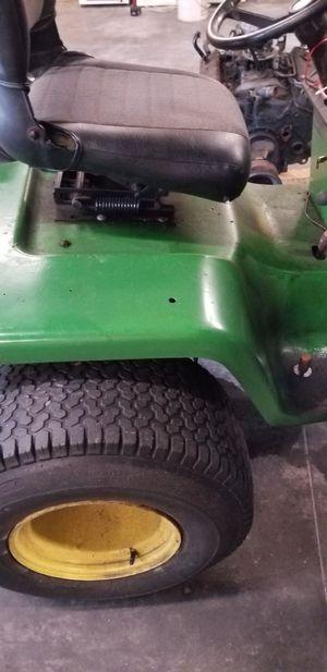 John Deere 430 3 cyd diesel tractor for Sale in Tampa, FL