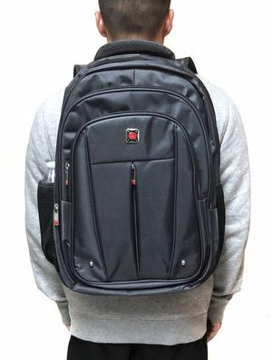 Brand NEW! Dark Grey Backpack For School/Traveling/Work/Everyday Use/Hiking/Camping/Gym/Gifts $20 for Sale in Torrance, CA