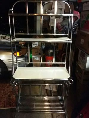 Metal bakers rack for Sale in Vancouver, WA