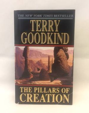 The Pillars of Creation by Terry Goodkind paperback Sword of Truth book 7 for Sale in Phoenix, AZ