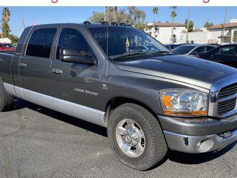 Dodge Ram 2500 SLT Mega Cab Diesel for Sale in Gilbert,  AZ