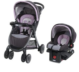 Graco Click and Connect Stroller and Car Seat for Sale in Culver City, CA