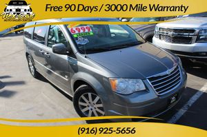 2009 Chrysler Town & Country for Sale in Sacramento, CA