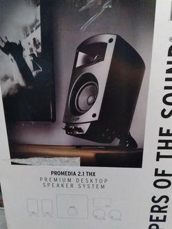 Klipsch Desktop Speaker System for Sale in Boring,  OR