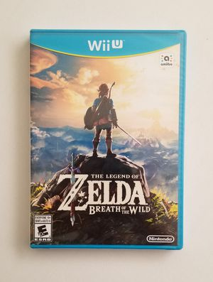 Zelda: Breath Of The Wild - New for Sale in Las Vegas, NV