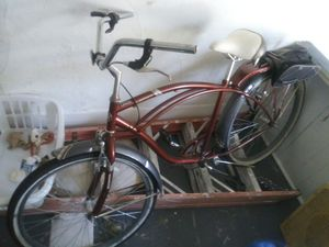 Beach crewzer bike. Needs new inertube on frunt tire and new brake cables for Sale in Columbia, SC