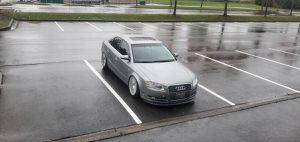 B7 Audi A4 Quattro 6 speed manual low miles Airlift rotiform bolt ons for Sale in Federal Way, WA