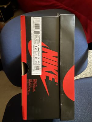 Air Jordan 1 High Retro OG size 12 for Sale in Aurora, CO