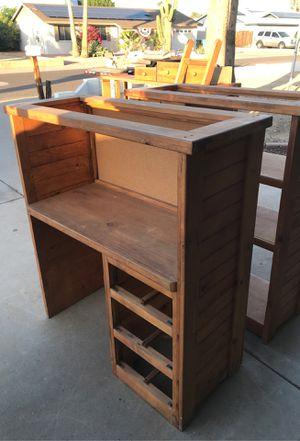 Loft bed with desk for Sale in Glendale, AZ