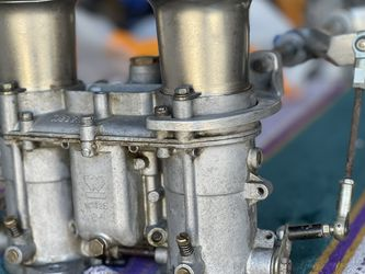 VW 48 Italian IDA Weber Carburetors for Sale in Fontana,  CA