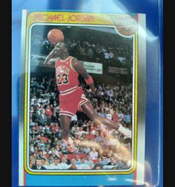 Michael Jordan 🐐💎🧊 🔥 1988 All Star Card $300 Pick Up $330 Shipped Through Cash App Or Pay Pal for Sale in Pomona,  CA