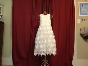 By: Trish Sully/Size: 10/Flower Girl Dress for Sale in Woodstock, GA