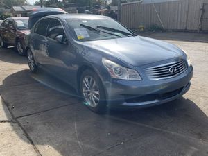 2009 Infiniti G37 for parts for Sale in Tampa, FL