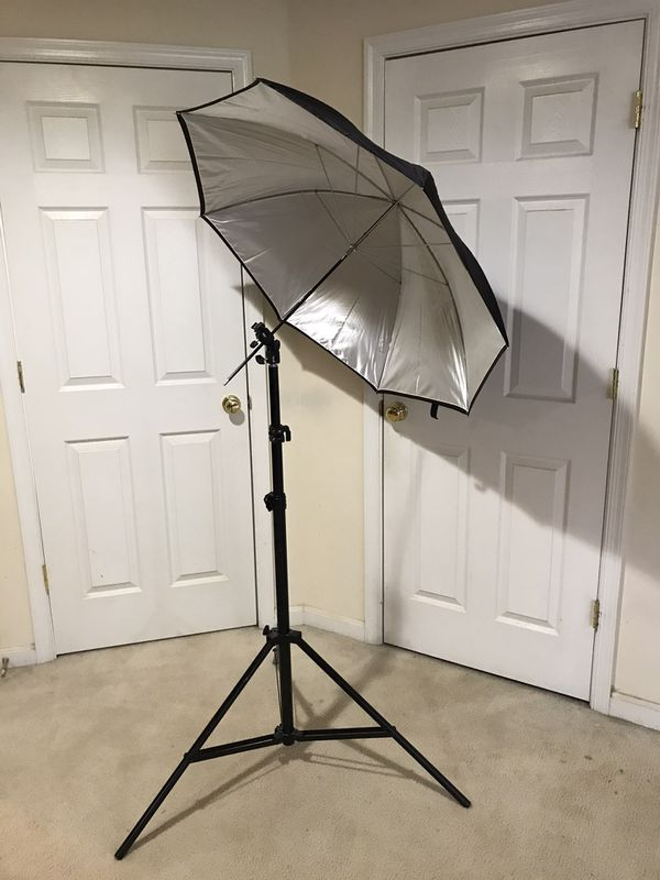 Photography Umbrella and Light Stand