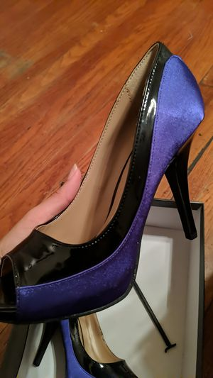 Forever Selected by Paula Abdul Peep Toe Pumps for Sale in South Norfolk, VA