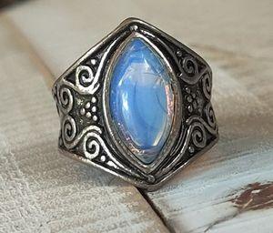 Large Antique Boho Moonstone Ring for Sale in Wichita, KS