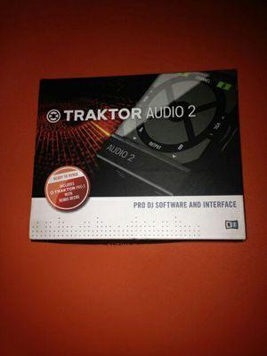 Traktor audio 2 pro dj for Sale in Brooklyn, NY
