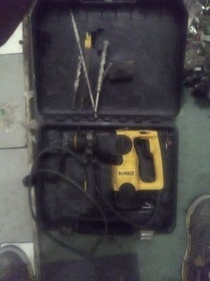 Rotary hammer drill 3 mode setting of drill hammer drill straight jackhammer for Sale in Columbus, OH