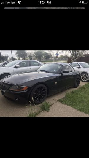 BMW Z4 roadster convertible for Sale in Arlington, TX