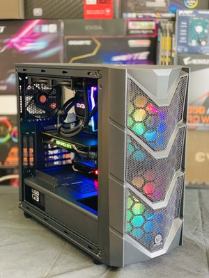 Coolermaster custom gaming pc ** i7-7700K/16GB/1080 8GB for Sale in Industry, CA